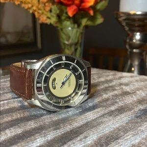 Fossil Brown men's watch